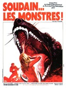 The Food of the Gods - French Movie Poster (xs thumbnail)