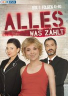 """""""Alles was zählt"""" - German DVD movie cover (xs thumbnail)"""