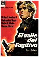 Tell Them Willie Boy Is Here - Spanish Movie Poster (xs thumbnail)
