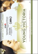 The Young Victoria - Swedish Movie Poster (xs thumbnail)
