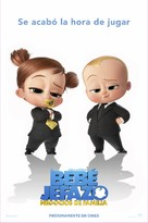 The Boss Baby: Family Business - Spanish Movie Poster (xs thumbnail)
