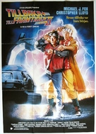 Back to the Future Part II - Swedish Movie Poster (xs thumbnail)