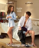 No Strings Attached - Blu-Ray cover (xs thumbnail)