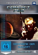 Convict 762 - German DVD movie cover (xs thumbnail)