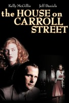 The House on Carroll Street - DVD cover (xs thumbnail)