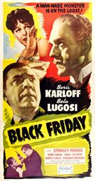 Black Friday - Re-release movie poster (xs thumbnail)