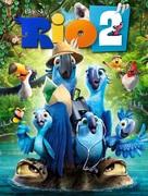 Rio 2 - Movie Cover (xs thumbnail)