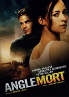 Angle mort - Canadian DVD movie cover (xs thumbnail)