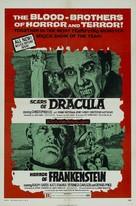 The Horror of Frankenstein - Combo movie poster (xs thumbnail)