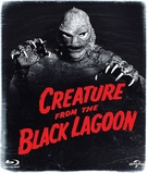Creature from the Black Lagoon - Blu-Ray movie cover (xs thumbnail)