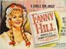Fanny Hill - British Movie Poster (xs thumbnail)