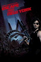 Escape From New York - British Movie Cover (xs thumbnail)