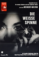Die weisse Spinne - German Movie Poster (xs thumbnail)