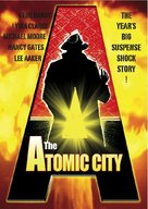 The Atomic City - DVD movie cover (xs thumbnail)