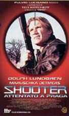 The Shooter - Italian VHS cover (xs thumbnail)