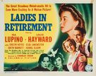 Ladies in Retirement - Movie Poster (xs thumbnail)