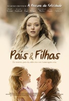 Fathers and Daughters - Brazilian Movie Poster (xs thumbnail)