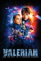 Valerian and the City of a Thousand Planets - Australian Movie Cover (xs thumbnail)