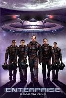 """""""Star Trek: Enterprise"""" - DVD movie cover (xs thumbnail)"""