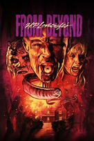 From Beyond - German Movie Poster (xs thumbnail)