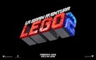 The Lego Movie 2: The Second Part - Mexican Logo (xs thumbnail)