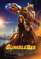Bumblebee - Argentinian Movie Poster (xs thumbnail)