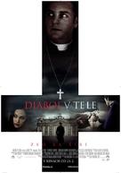 The Devil Inside - Slovak Movie Poster (xs thumbnail)