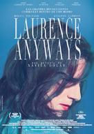 Laurence Anyways - Spanish Movie Poster (xs thumbnail)