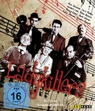 The Ladykillers - German Movie Cover (xs thumbnail)