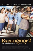 Barbershop 2: Back in Business - Movie Poster (xs thumbnail)