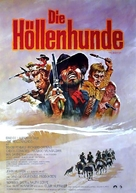 The Deserter - German Movie Poster (xs thumbnail)