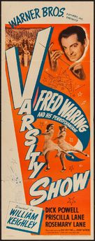 Varsity Show - Movie Poster (xs thumbnail)