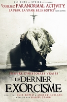 The Last Exorcism - Swiss Movie Poster (xs thumbnail)