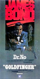 Dr. No - VHS movie cover (xs thumbnail)