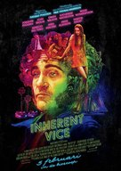 Inherent Vice - Dutch Movie Poster (xs thumbnail)