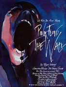 Pink Floyd The Wall - French Movie Poster (xs thumbnail)
