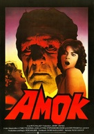 Schizo - German Movie Poster (xs thumbnail)