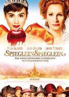 Mirror Mirror - German Movie Poster (xs thumbnail)