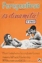 Medium Cool - Spanish Movie Poster (xs thumbnail)