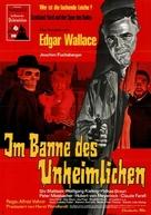 Im Banne des Unheimlichen - German Movie Poster (xs thumbnail)