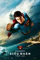 Superman Returns - Vietnamese Movie Poster (xs thumbnail)