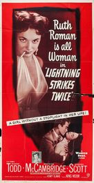 Lightning Strikes Twice - Movie Poster (xs thumbnail)