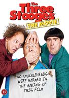 The Three Stooges - Danish DVD cover (xs thumbnail)