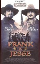 Frank & Jesse - Finnish VHS cover (xs thumbnail)