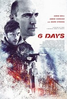 6 Days - New Zealand Movie Poster (xs thumbnail)