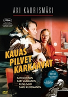 Kauas pilvet karkaavat - Finnish DVD cover (xs thumbnail)