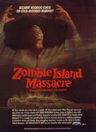 Zombie Island Massacre - Movie Poster (xs thumbnail)
