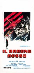 Von Richthofen and Brown - Italian Movie Poster (xs thumbnail)