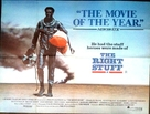 The Right Stuff - British Movie Poster (xs thumbnail)