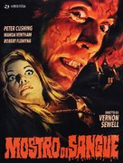 The Blood Beast Terror - Italian DVD cover (xs thumbnail)